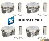 4x KS Kolben 2,0 TFSI 82,51 VW Audi Seat Skoda CCZ CDN CAW CCT CDZ 21mm Bolzen