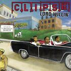"""Clipse """"Lord Willin'"""" Art Music Album Canvas Poster HD Print 12 16 20 24"""" Sizes"""