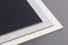 HPL-Bauplatten, Fassadenplatte, Balkonplatte 6 mm stark anthrazit