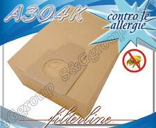 A304K 8 sacchetti filtro carta x Ariete Full Power Plus 2315