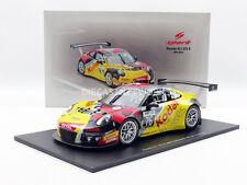 Spark Porsche 911 GT3 R 24h de Spa 2016 #76 Pilet/Jousse/Narac/Cornac 1/18 New!