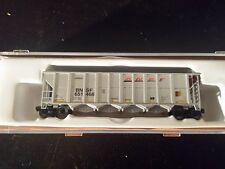 N Gauge Model Railway Wagons with Light Function