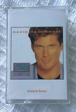 David Hasselhoff - If I Could Only Say Goodbye - Cassette tape single