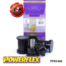 BMW E24 6 Serie (82-89) POWERFLEX ROAD Rear Trailing Brazo Arbustos pfr5-606