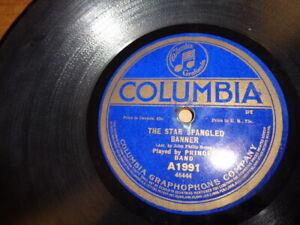 Mid Teens COL.78/Prince's Band..'Star Spangled Banner'..