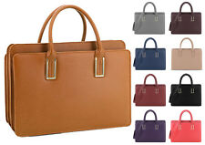 Womens LYDC Laptop Briefcase Bag Office Work Handbag School College Satchel Gift