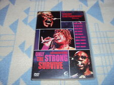 Only the Strong Survive (2005)  DVD