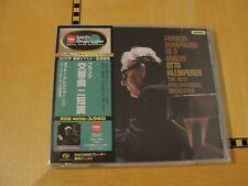 Franck Symphony in D Minor - Klemperer - SACD Super Audio CD EMI Japan