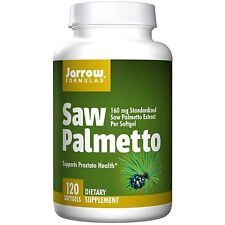 Saw Palmetto - 120 Softgels by Jarrow Formulas - Supports Prostate Health