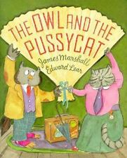 Michael di Capua Bks.: The Owl and the Pussycat by Edward Lear (1998, Hardcover)