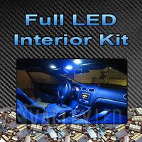 VECTRA C MK2 VXR SRI 02-08 Full Interior LED Lighting Kit - Bright White