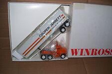 1979 Cooper Jarrett Winross Diecast Trailer Truck