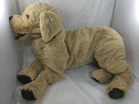 "Ikea Labrador Dog Plush 26"" Long Stuffed Animal"
