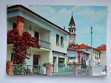 BIADENE Via Garioni Montebelluna Treviso vecchia cartolina