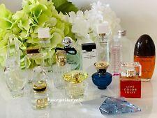 Perfume Mini Bottle Travel Size EAU De Parfum EAU De Toilette Spray or Dabber