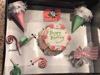 Ashton Drake Gene Accessory Birthday Party NRFB