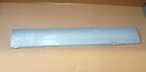Jaguar E-type Outer Sill - Right Hand - Series 1
