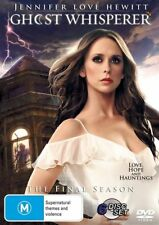 Ghost Whisperer : Season 5 (DVD, 2011, 6-Disc Set) Region 4