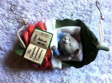 "Hallmark Collector's Club Ornament-""Collect a Dream"" 1989-Member's Only-Box"