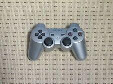 Original Playstation 3 PS3 Wireless Controller Silber Dualshock 3 Guter Zustand