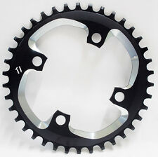 SRAM X01 X-Sync Narrow Wide Chainring 38T, 11 speed, BCD 94mm, Black