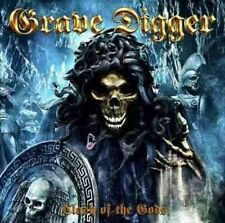 Grave Digger - Clash of the Gods CD 2012 jewel case Napalm Records press