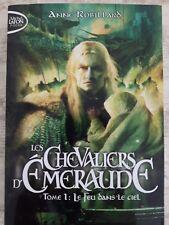 Roman Chevalier d'émeraude T1