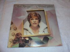 Christmas Wishes By Anne Murray (Vinyl 1981 EMI) Used LP 33 Record Album ORG