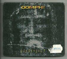 Oomph! + Maxi-CD + Gekreuzigt (1998, metal-case)
