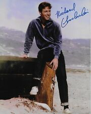 Richard Chamberlain #2 in Person Autogramm 8X10 Foto At The Hollywoodshow