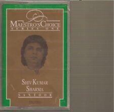 Shiv Kumar Sharma - Santoor, Maestro's Choice (Cassette) NEW