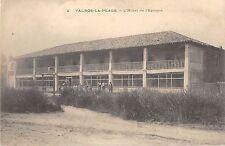 CPA 34 VALRAS LA PLAGE L'HOTEL DE L'EPOQUE