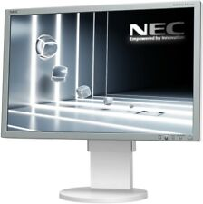 "NEC MultiSync EA223WM 22"" 1680 x 1050 250 cd/m² 5ms VGA DVI Displayport Weiß TCO"