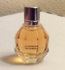 Authentic New Viktor & Rolf Flowerbomb Eau de Parfum Travel Size .24oz/7ml