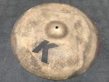 "Zildjian K 20"" Dark Ride Cymbal"