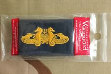 USCG US COAST GUARD PORT SECURITY OFFICER EMBROIDERED ODU COVERALL INSIGNIA TAPE