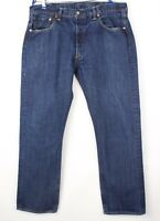 Levi's Strauss & Co Hommes 501 Jeans Jambe Droite Taille W38 L32 AVZ26