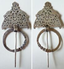 Grande fibule en argent massif silver 19e siècle Kabyle Algérie Maghreb ethnique