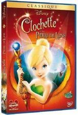 "DVD ""LA FEE CLOCHETTE ET LA PIERRE DE LUNE"" Disney N°96 NEUF SOUS BLISTER"