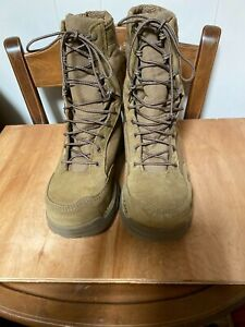 """Danner Rivot Coyote TFX 8"""" Military Tactical Boots 51510  WORN ONCE MINTY  9 EE"""