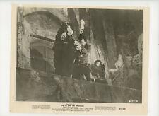 PIT & PENDULUM Original Movie Still 8x10 Horror, EdgeCut, Staple Holes '61 21943