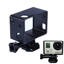 Tripod Cradle Border LCD Battery Bacpac Frame Protective Housing fr GoPro Hero 3