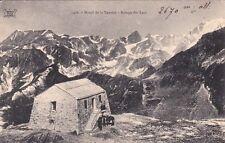 SAVOIE 1426 massif de la vanoise refuge des lacs écrite 1911