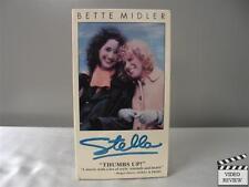 Stella VHS Bette Midler, John Goodman, Trini Alvarado, Stephen Collins