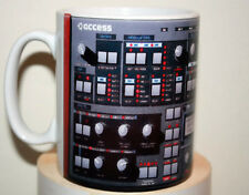 Custom Access Virus TI Desktop Synthesizer novelty mug studio producer keyboard
