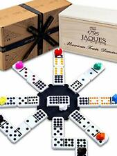 Jaques of London Dominoes | Montessori Toys | Dominoes Set For Children |