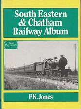 South Eastern and Chatham Railway Album, Jones, P.K., Excellent Book