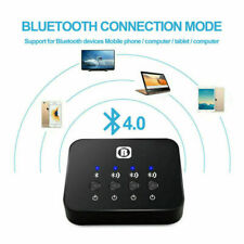Portable Bluetooth Splitter Audio Sharing Fast Transmitter Multi-point Adapter M