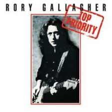 Rory Gallagher - Top Priority - New Remastered CD Album