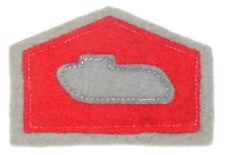 WW2 Original Colour Patch Headquarters 1st Australian Armoured Brigade